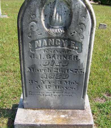 GARNER, NANCY E - Cleveland County, Arkansas | NANCY E GARNER - Arkansas Gravestone Photos
