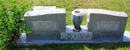 GARRISON, BEULAH - Cleveland County, Arkansas | BEULAH GARRISON - Arkansas Gravestone Photos