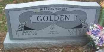 GOLDEN, MURLENE E. - Cleveland County, Arkansas | MURLENE E. GOLDEN - Arkansas Gravestone Photos