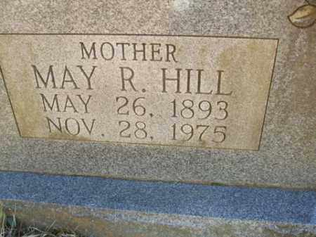 HILL, MAY R. - Cleveland County, Arkansas | MAY R. HILL - Arkansas Gravestone Photos
