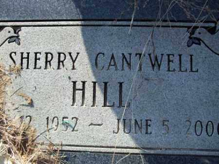 CANTWELL HILL, SHERRY - Cleveland County, Arkansas | SHERRY CANTWELL HILL - Arkansas Gravestone Photos