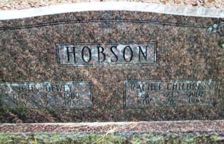 HOBSON, RACHEL - Cleveland County, Arkansas   RACHEL HOBSON - Arkansas Gravestone Photos