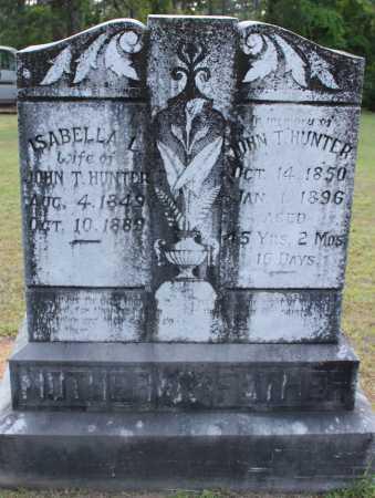 HUNTER, JOHN T - Cleveland County, Arkansas | JOHN T HUNTER - Arkansas Gravestone Photos