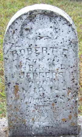 JEFFERS, ROBERT E - Cleveland County, Arkansas | ROBERT E JEFFERS - Arkansas Gravestone Photos
