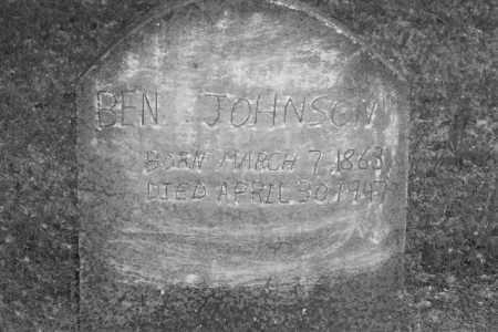 JOHNSON, BEN - Cleveland County, Arkansas | BEN JOHNSON - Arkansas Gravestone Photos