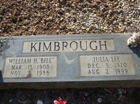 KIMBROUGH, WILLIAM H. - Cleveland County, Arkansas | WILLIAM H. KIMBROUGH - Arkansas Gravestone Photos