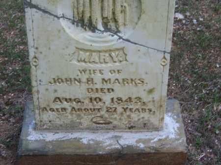 MARKS, MARY - Cleveland County, Arkansas   MARY MARKS - Arkansas Gravestone Photos