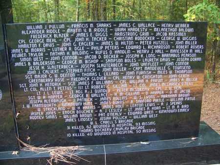 *ROLL CALL #2 CSA,  - Cleveland County, Arkansas    *ROLL CALL #2 CSA - Arkansas Gravestone Photos