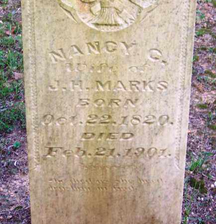 MARKS, NANCY C - Cleveland County, Arkansas | NANCY C MARKS - Arkansas Gravestone Photos