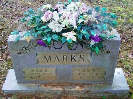 HALL MARKS, VIRGIE - Cleveland County, Arkansas | VIRGIE HALL MARKS - Arkansas Gravestone Photos