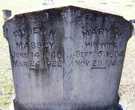 MASSEY, MARY M - Cleveland County, Arkansas | MARY M MASSEY - Arkansas Gravestone Photos