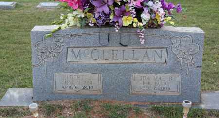 MCCLELLAN, IDA MAE - Cleveland County, Arkansas   IDA MAE MCCLELLAN - Arkansas Gravestone Photos
