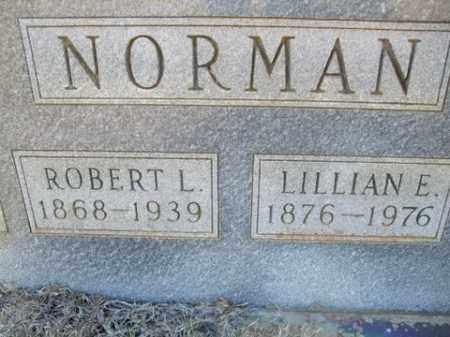 NORMAN, ROBERT L. - Cleveland County, Arkansas | ROBERT L. NORMAN - Arkansas Gravestone Photos