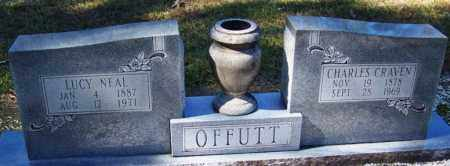OFFUTT, LUCY - Cleveland County, Arkansas | LUCY OFFUTT - Arkansas Gravestone Photos