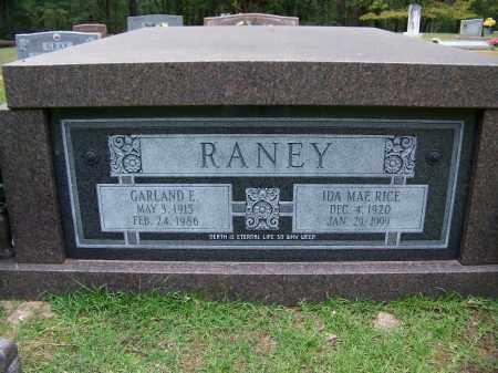 RANEY, IDA MAE - Cleveland County, Arkansas | IDA MAE RANEY - Arkansas Gravestone Photos