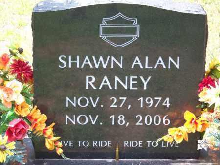 RANEY, SHAWN ALAN - Cleveland County, Arkansas   SHAWN ALAN RANEY - Arkansas Gravestone Photos