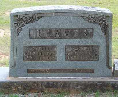REAVES, MARION L - Cleveland County, Arkansas | MARION L REAVES - Arkansas Gravestone Photos