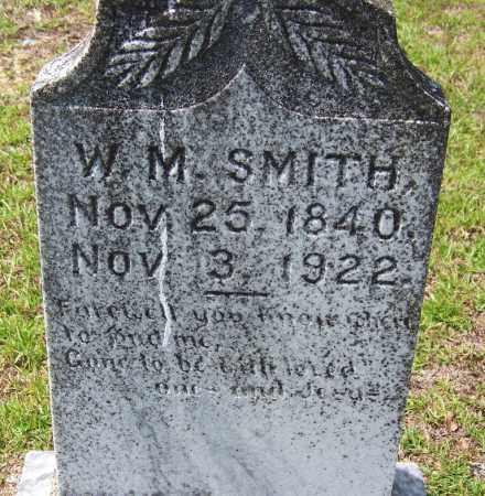 SMITH, W M - Cleveland County, Arkansas   W M SMITH - Arkansas Gravestone Photos