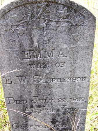 STEPHENSON, EMMA - Cleveland County, Arkansas | EMMA STEPHENSON - Arkansas Gravestone Photos
