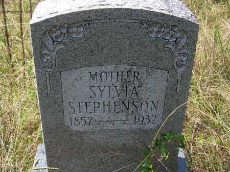 STEPHENSON, SYLVIA - Cleveland County, Arkansas | SYLVIA STEPHENSON - Arkansas Gravestone Photos