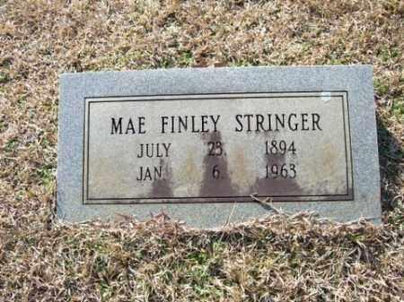 STRINGER, MAE - Cleveland County, Arkansas | MAE STRINGER - Arkansas Gravestone Photos