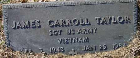 TAYLOR, JAMES CARROLL - Cleveland County, Arkansas | JAMES CARROLL TAYLOR - Arkansas Gravestone Photos