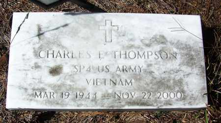 THOMPSON (VETERAN VIET), CHARLES F - Cleveland County, Arkansas | CHARLES F THOMPSON (VETERAN VIET) - Arkansas Gravestone Photos