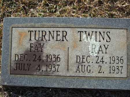 TURNER, FAY - Cleveland County, Arkansas   FAY TURNER - Arkansas Gravestone Photos