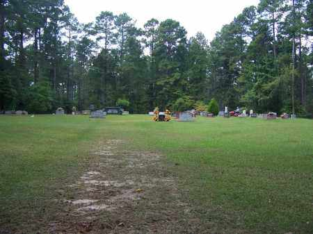 *WRIGHT, CEMETERY OVERVIEW - Cleveland County, Arkansas | CEMETERY OVERVIEW *WRIGHT - Arkansas Gravestone Photos