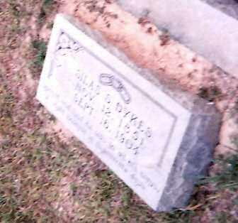 DYKES, SILAS S. - Cleveland County, Arkansas | SILAS S. DYKES - Arkansas Gravestone Photos