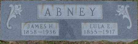 ABNEY, JAMES H - Columbia County, Arkansas | JAMES H ABNEY - Arkansas Gravestone Photos