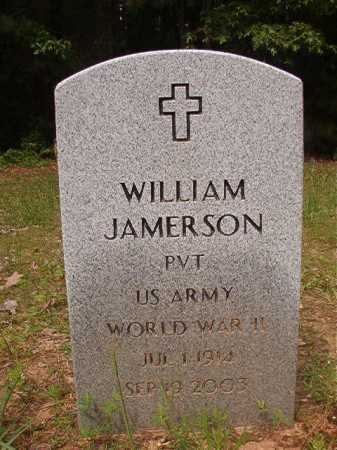 JAMERSON (VETERAN WWII), WILLIAM - Columbia County, Arkansas | WILLIAM JAMERSON (VETERAN WWII) - Arkansas Gravestone Photos
