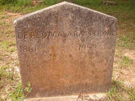 ARMSTRONG, A - Columbia County, Arkansas | A ARMSTRONG - Arkansas Gravestone Photos