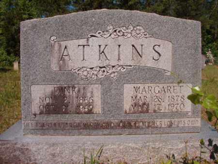 ATKINS, MARGARET - Columbia County, Arkansas | MARGARET ATKINS - Arkansas Gravestone Photos