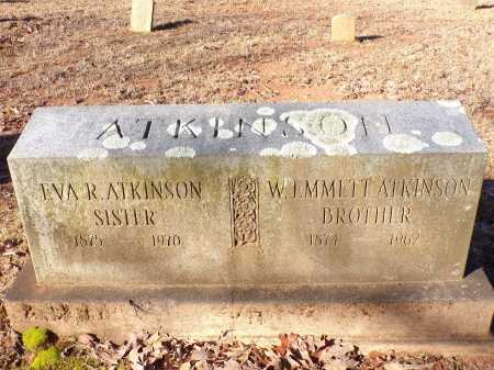ATKINSON, W EMMETT - Columbia County, Arkansas | W EMMETT ATKINSON - Arkansas Gravestone Photos