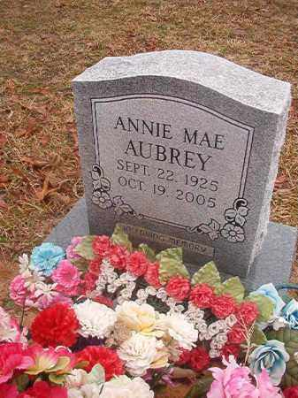 AUBREY, ANNIE MAE - Columbia County, Arkansas | ANNIE MAE AUBREY - Arkansas Gravestone Photos