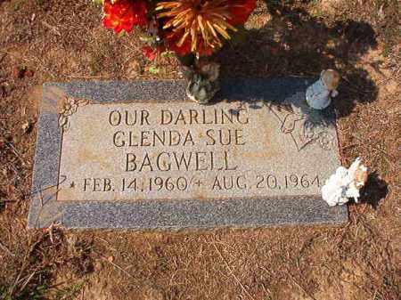 BAGWELL, GLENDA SUE - Columbia County, Arkansas | GLENDA SUE BAGWELL - Arkansas Gravestone Photos