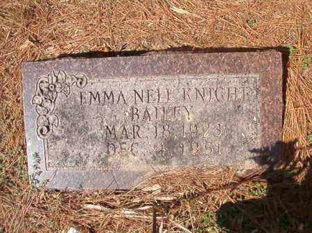 BAILEY, EMMA NELL - Columbia County, Arkansas | EMMA NELL BAILEY - Arkansas Gravestone Photos