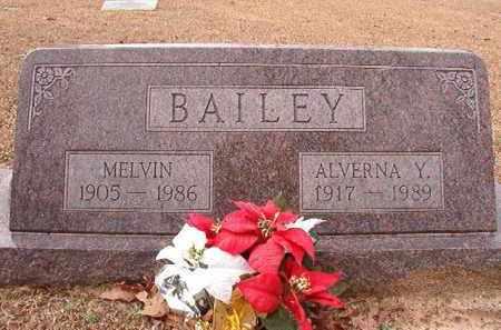 BAILEY, ALVERNA Y - Columbia County, Arkansas | ALVERNA Y BAILEY - Arkansas Gravestone Photos
