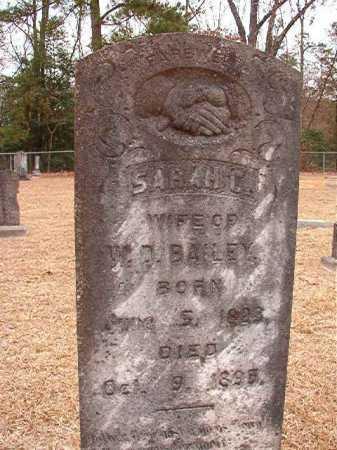 BAILEY, SARAH C - Columbia County, Arkansas | SARAH C BAILEY - Arkansas Gravestone Photos