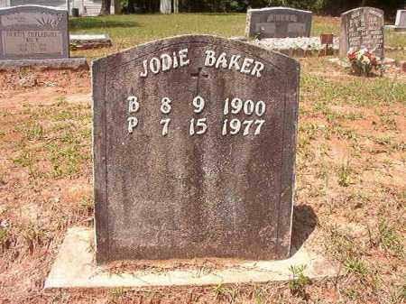 BAKER, JODIE - Columbia County, Arkansas   JODIE BAKER - Arkansas Gravestone Photos
