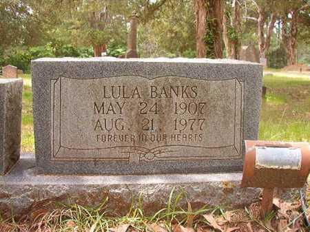 BANKS, LULA - Columbia County, Arkansas | LULA BANKS - Arkansas Gravestone Photos