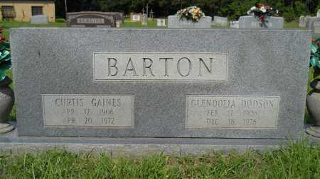 BARTON, GLENDOLIA - Columbia County, Arkansas | GLENDOLIA BARTON - Arkansas Gravestone Photos