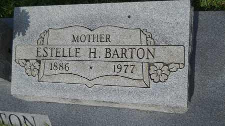 BARTON, ESTELLE (CLOSEUP) - Columbia County, Arkansas | ESTELLE (CLOSEUP) BARTON - Arkansas Gravestone Photos