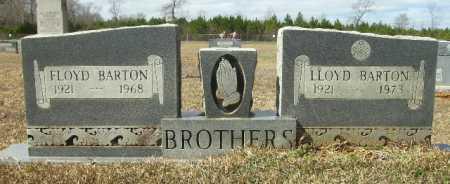 BARTON, FLOYD - Columbia County, Arkansas | FLOYD BARTON - Arkansas Gravestone Photos