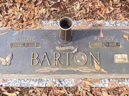 BARTON, JACKIE - Columbia County, Arkansas | JACKIE BARTON - Arkansas Gravestone Photos