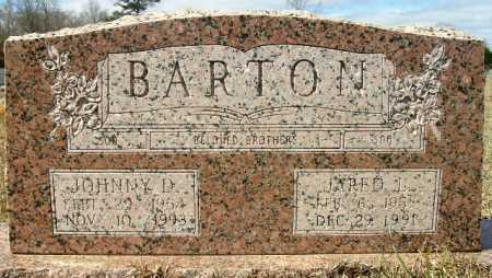 BARTON, JARED L - Columbia County, Arkansas | JARED L BARTON - Arkansas Gravestone Photos