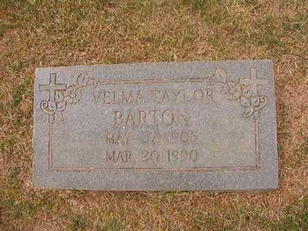 BARTON, VELMA - Columbia County, Arkansas | VELMA BARTON - Arkansas Gravestone Photos