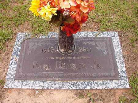 BEASLEY, JR, EARL - Columbia County, Arkansas   EARL BEASLEY, JR - Arkansas Gravestone Photos
