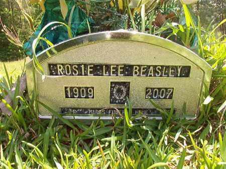BEASLEY, ROSIE LEE - Columbia County, Arkansas   ROSIE LEE BEASLEY - Arkansas Gravestone Photos